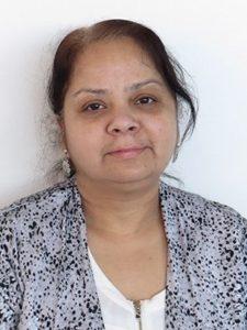 Portrait of Minakshi Nihal, PhD