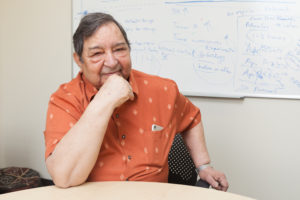 Professor Hasan Mukhtar, PhD, Vice Chair for Research.