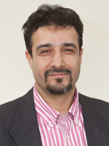 Portrait of Vaqar Adhami, PhD