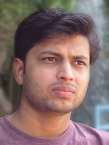 Portrait of Hamidullah Khan, PhD