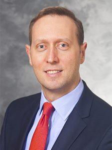 Portrait of Stefan Schieke, MD.
